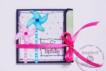 IBS - Journals/Mini Albums / by Inspired by Stamping