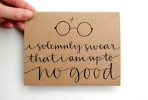 Harry Potter Party ideas / by Goddess In Training