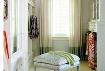 Home {Closet / Wardrobe} / Closets, wardrobes and dressing rooms to inspire... / by Sandra {Simple is Pretty}