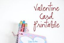 FREE Printables: Valentine's Day / by Sandra {Simple is Pretty}
