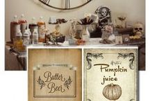 FREE Printables: Halloween / by Sandra {Simple is Pretty}