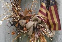 Wreaths / by Vicki Vares