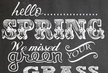 FREE Printables: Spring / by Sandra {Simple is Pretty}