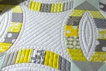 Machine Quilting Inspiration / by Pile O' Fabric