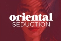 Oriental Seduction / Sumptuous, seductive shades are flawlessly combined for intense appeal. Shop the Oriental Seduction trend at Bras N Things. / by Bras N Things