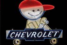 AUTOMOBILES : GM Chevrolet / General Motors Chevrolet / by Reece Bivens