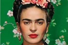 Frida and Diego  / by Todo Papel