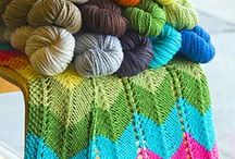 Knitting & Crochet / by Pile O' Fabric