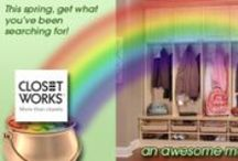 Closet Works Specials / by Closet Works