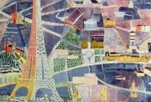 ART : Raoul Dufy and a few from Jean (his son) / by Reece Bivens