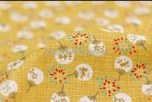 Harvest Fabrics / by Spoonflower