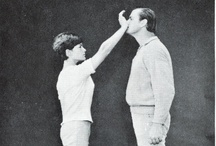 Inspiration: Staged photos / Vintage self-defense and how-to books / by Michael Newhouse