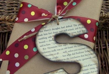 Gifts  / by Staci Geyer