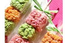 Cereal, Popcorn & Snacks / by Staci Geyer