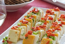 Appetizers / by Staci Geyer