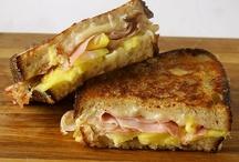 Sandwiches/Wraps / by Staci Geyer