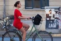 Cycle Chic / Take a beautiful bicycle & ride it with style & attitude / by CycleMiles