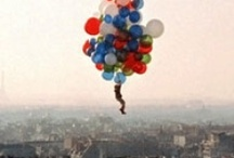 what is it about balloons? / by Elizabeth Marshall