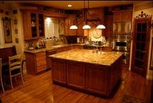 Kitchy Kitchen / by Melissa Peterson