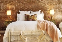 Bedrooms / by Melissa Peterson