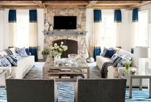 Living rooms / by Melissa Peterson