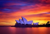 Travel Oceania / by Melissa Peterson