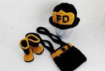 Crocheting Ideas / by Miranda Taft
