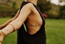 Tattoo Ideas / by Savannah Brown