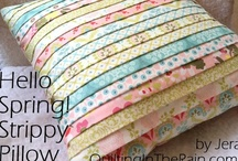 Sew: Scrap Projects / by M Avery Designs