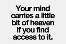 Words of wisdom / by Michelle Barretto