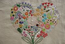 SEW: Embroidery / by M Avery Designs