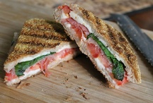 Lightened Up Sandwich Recipes / by WickedYummy .