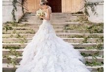 Wedding dresses<3 / by Michaela Jones