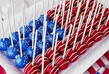 RED, WHITE & BLUE / by Alicia Reyes-Tisdale