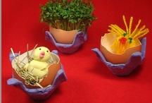 Easter / Wielkanoc / by Kura Domowa