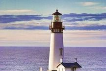 Lighthouses / by Sherry Bueche