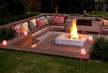Outdoor Living.... / by Alicia Reyes-Tisdale