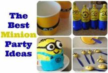 Kid Party Ideas / by Lishno W