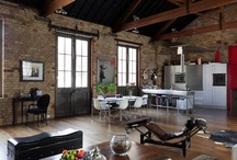 Pretty Interiors / Colors, designs, and decor that make a house a home / by Rayna Rahming