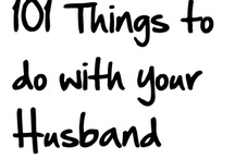 fun things for me and hubby to try / by sarah
