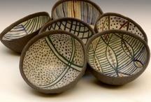 baskets / bowls / vessels / by Ingrid Dijkers