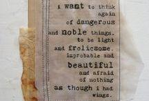 quotes / by Ingrid Dijkers