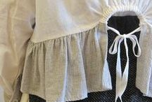 sewing tips and detail ideas / by Ingrid Dijkers