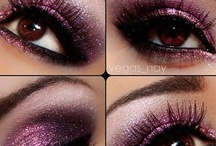 Hair, beauty and make up ideas / by Dianna Agzour