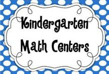 Kindergarten Corner / by Mary Grandizio