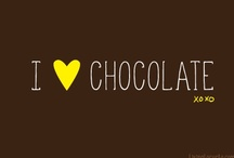 CHOCOLATE / by Mary Edelman