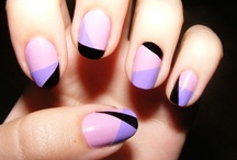 Pretty Nails / by Hilary James