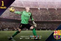 Valdés / by FC Barcelona