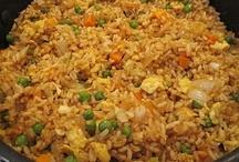 I love Rice / by Mary Edelman