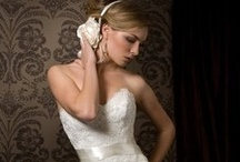 Say yes to the dress. / All those white gowns that I like for that special day  / by Hilary James